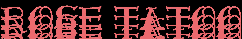 Logo de la cuvée Rose Tatoo