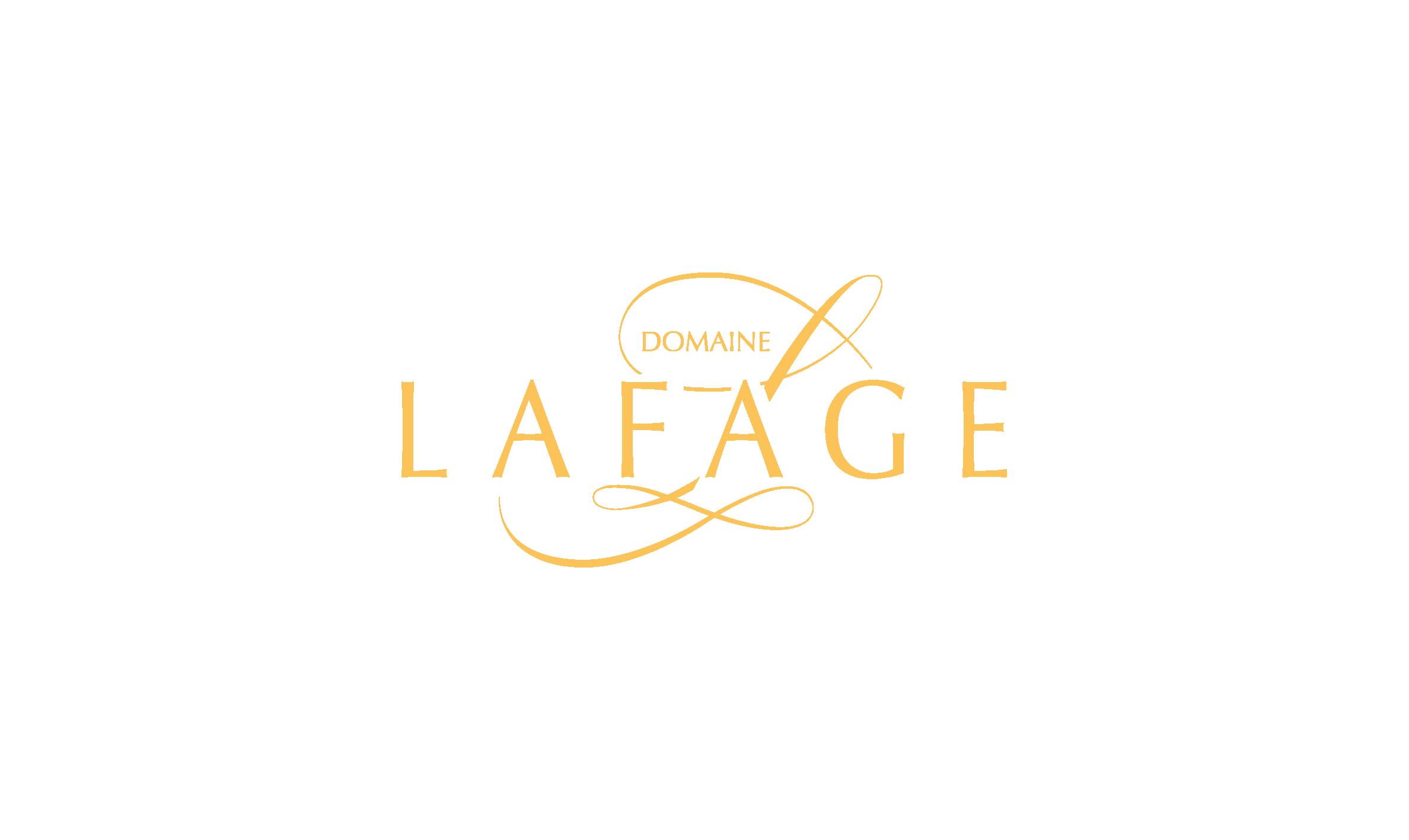 logo Domaine Lafage