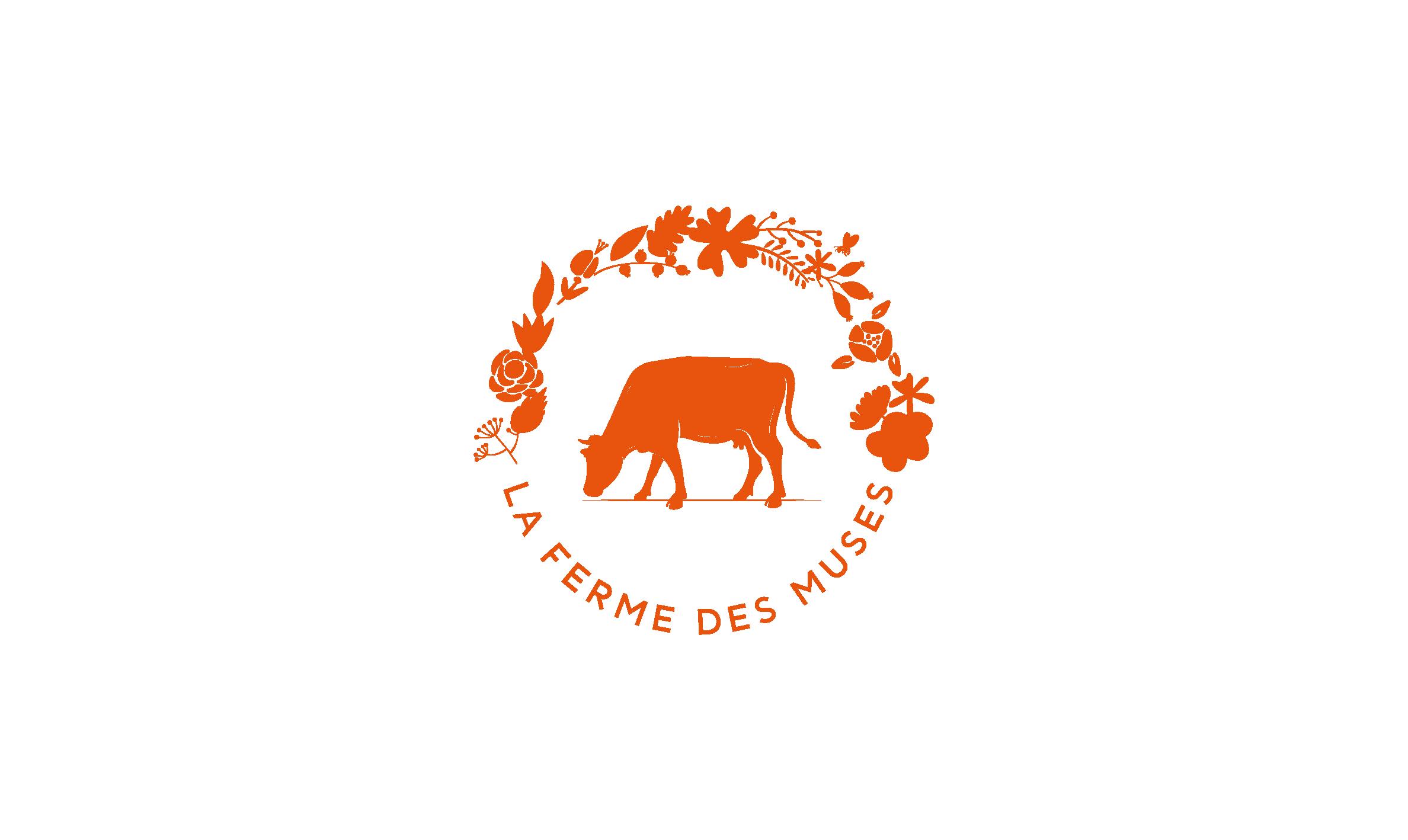 logo La Ferme Des Muses