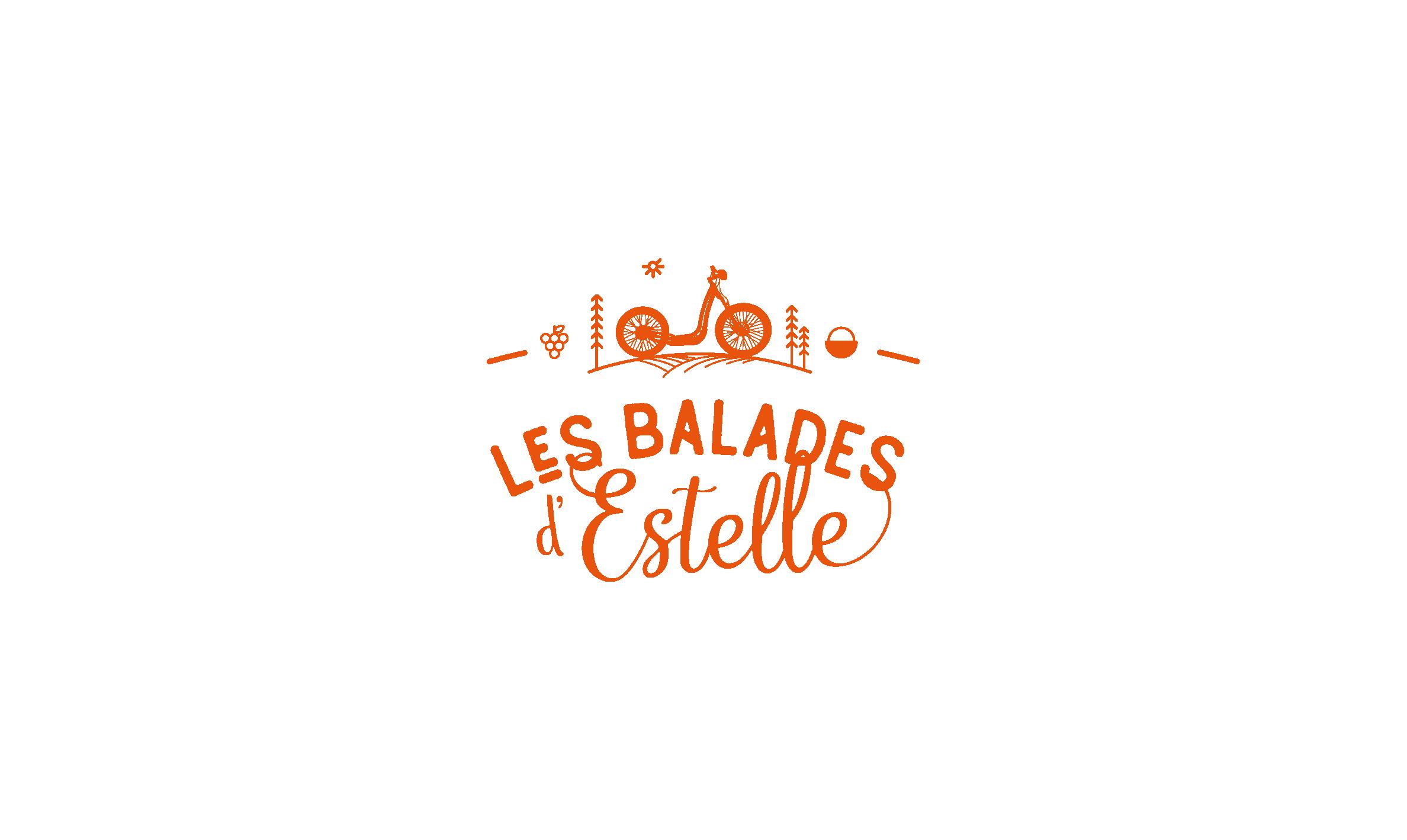 logo Les Balades d'Estelle
