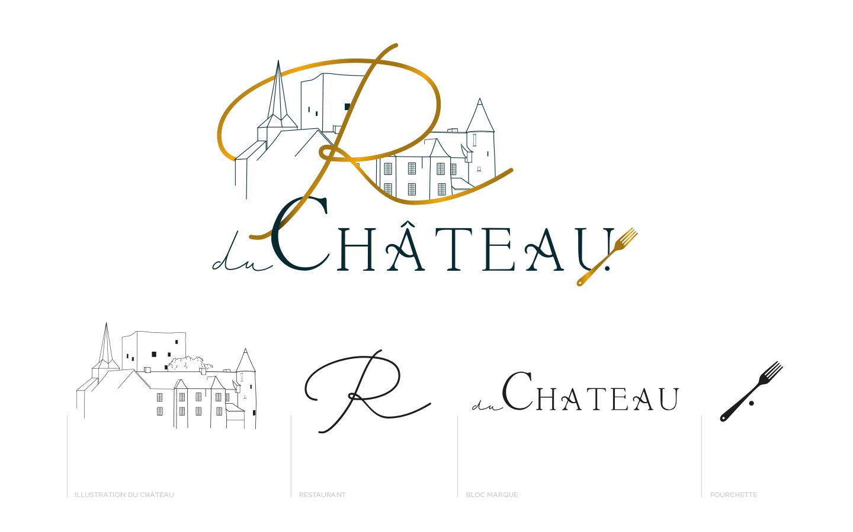 logo le restaurant du chateau