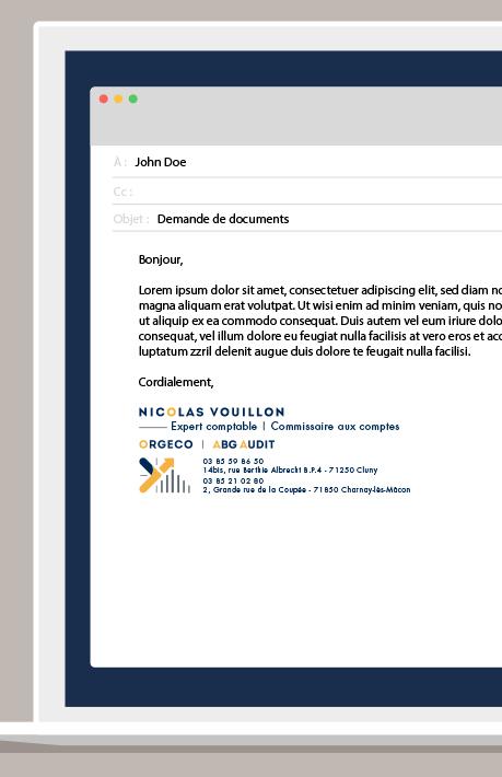 signature mail orgeco
