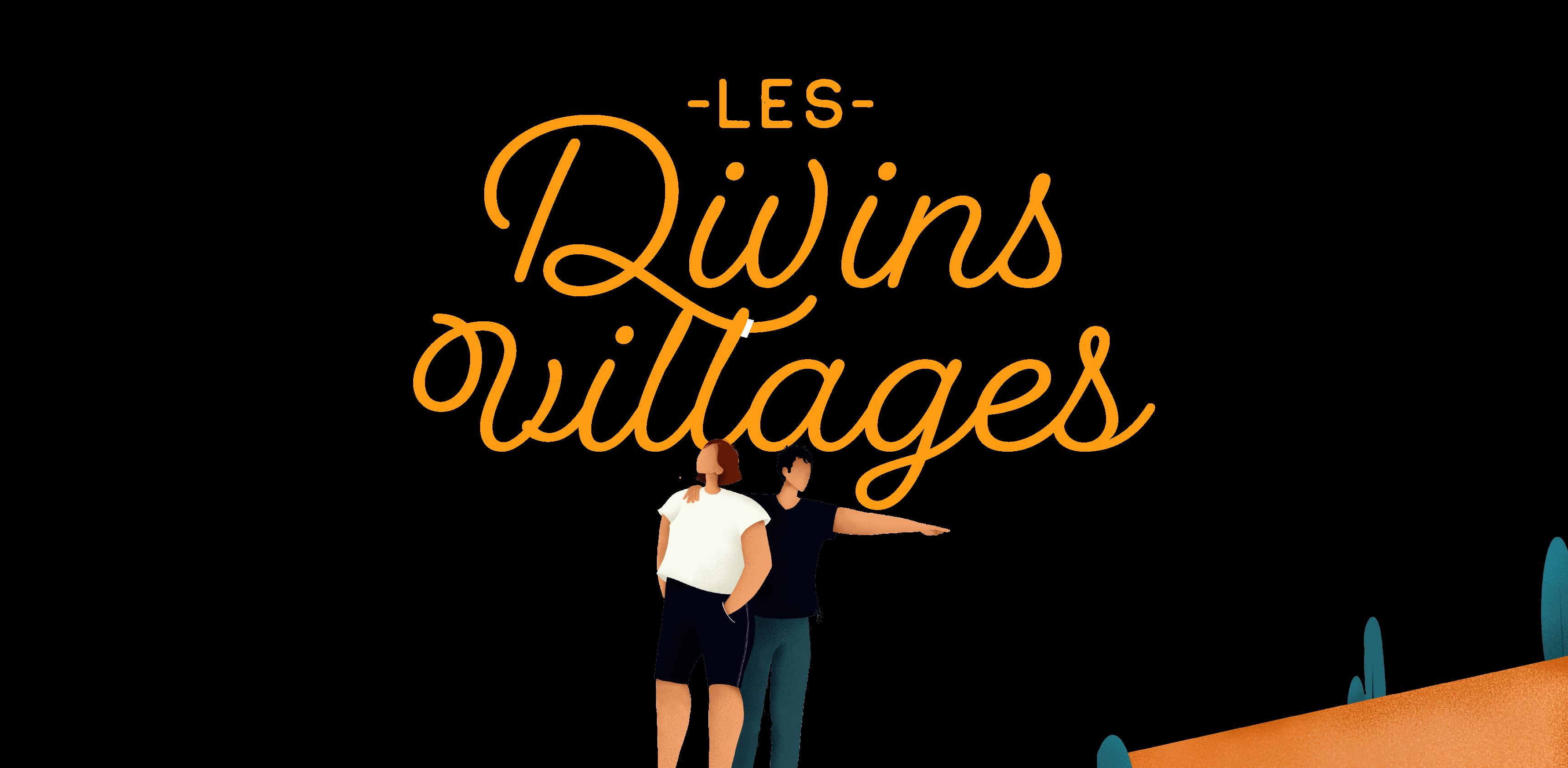 illustration les divins villages