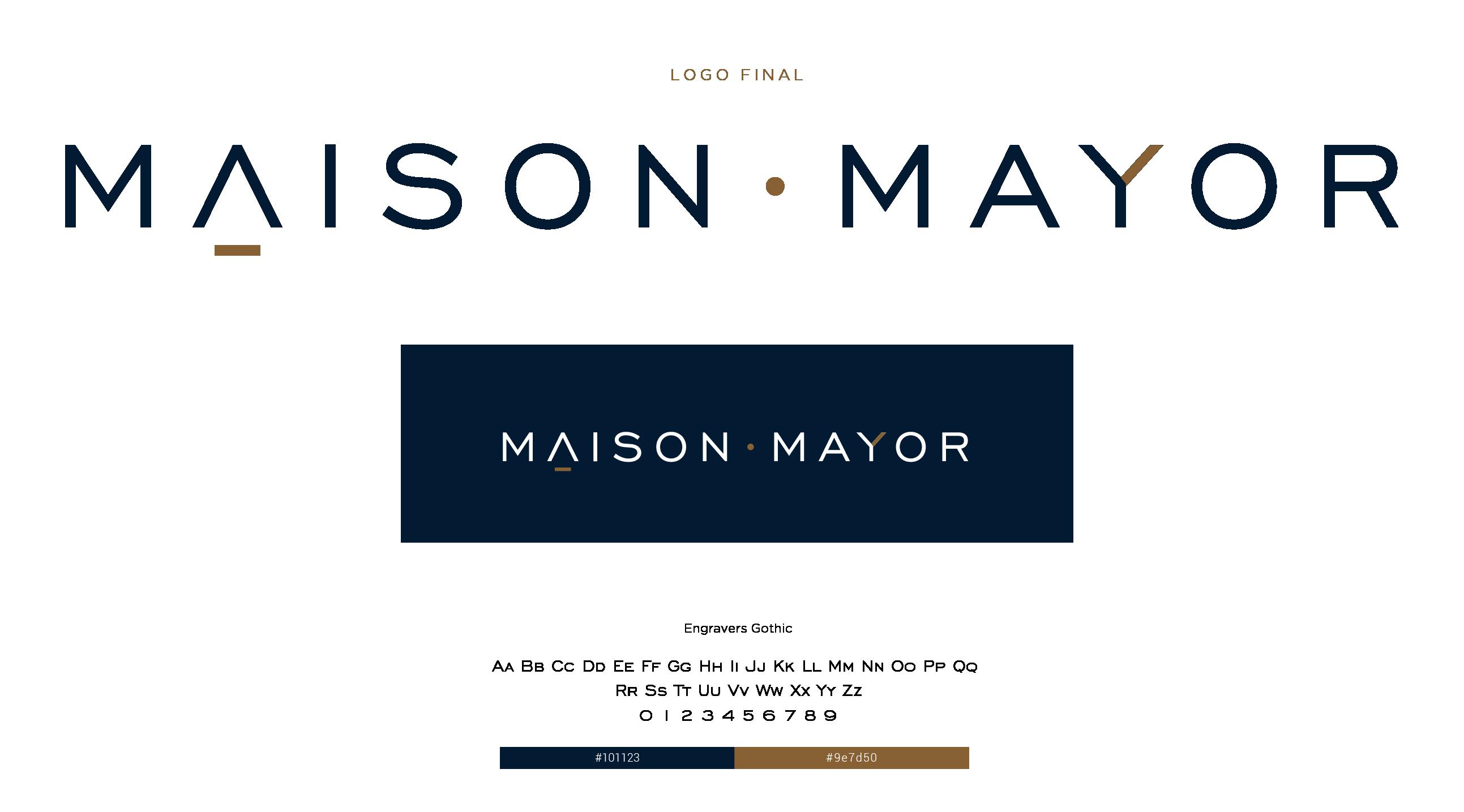 logo final maison mayor